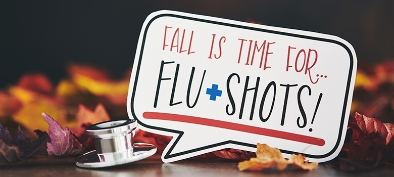 Flu Shots Available-October 1,  2020